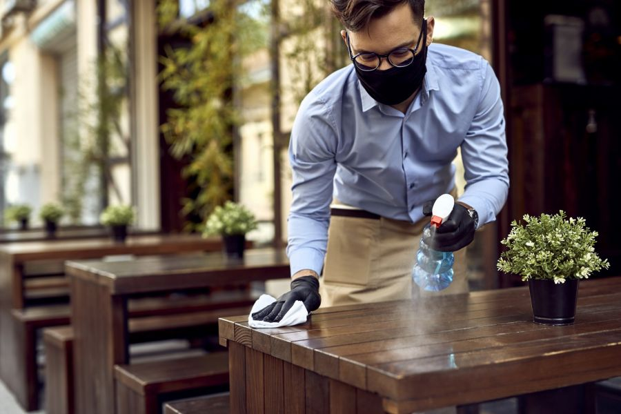 Restaurant Cleaning by CitiClean Services