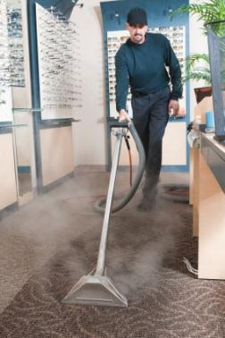 Commercial carpet cleaning in Boulder City NV by CitiClean Services