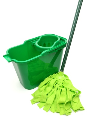 Green cleaning in North Las Vegas NV by CitiClean Services